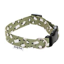 Green Sheep Collar