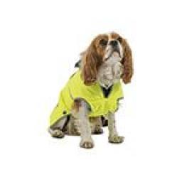 Ancol Stormguard Coat HI-VIS Yellow