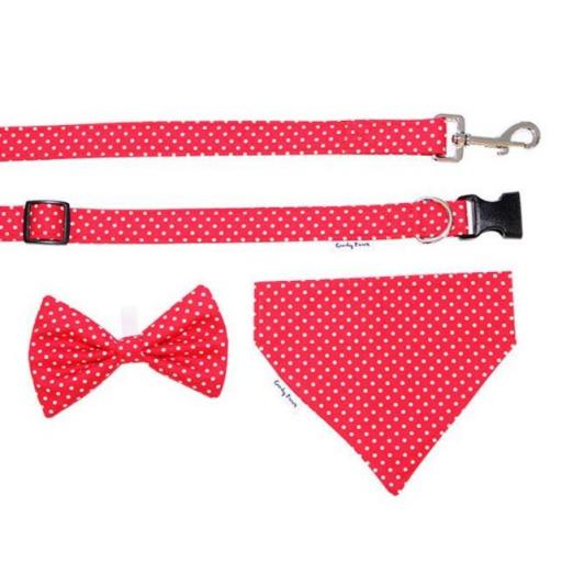 Red Dotty Full Set